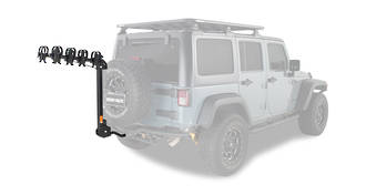 Rhino-Rack Cruiser4 Bike Carrier