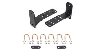 Rhino-Rack Batwing Universal Tubular Long Bracket Kit