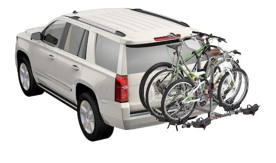 How do I get a supplementaty plate for my bike rack so I\'m legal?