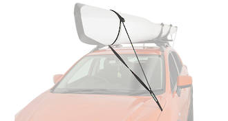 Rhino-Rack Kayak/Ski Bow Strap Bonnet Tie Down