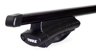 Thule Square Bar 775 Rail Mount